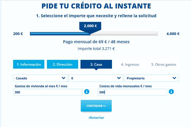Simulador Euroloan