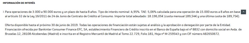 Opinión de Bankinter