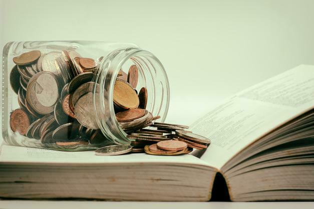 5 libros para ahorrar
