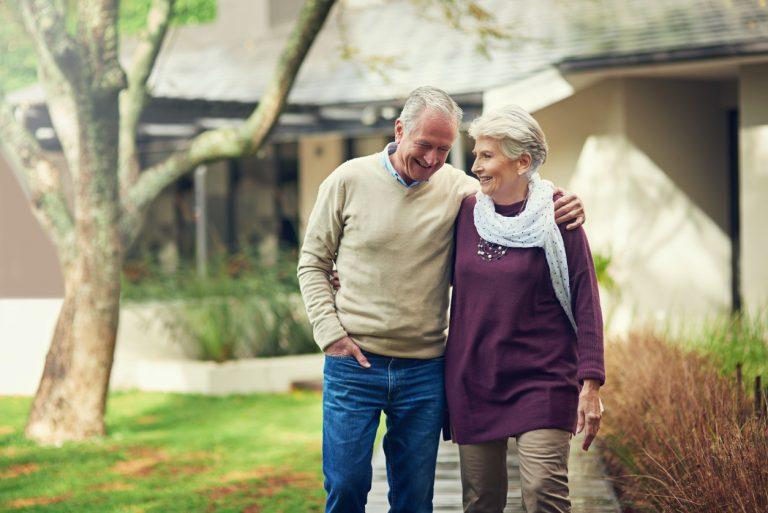 DIsfrutar de la hipoteca inversa