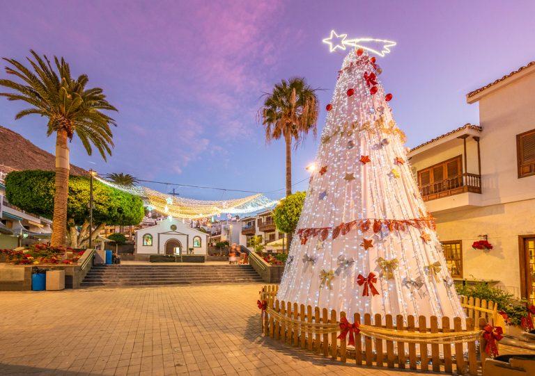 Navidades en Canarias