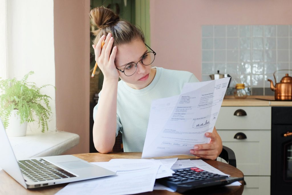 cálculo de deuda
