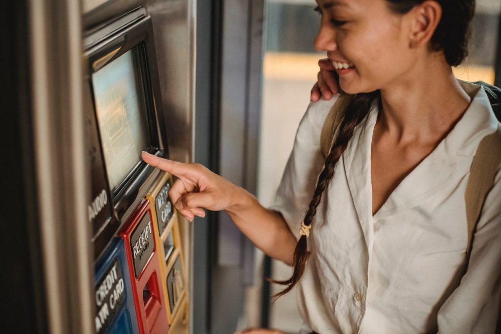 transferencia bancaria cajero