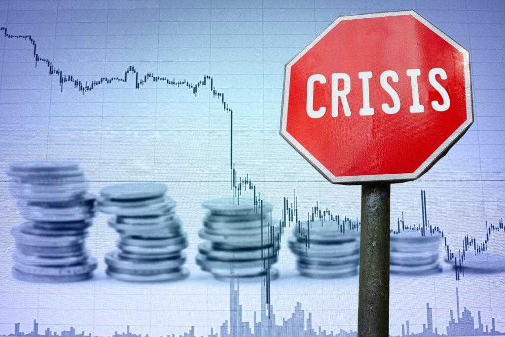 Producto Interior Bruto o PIB en épocas de crisis