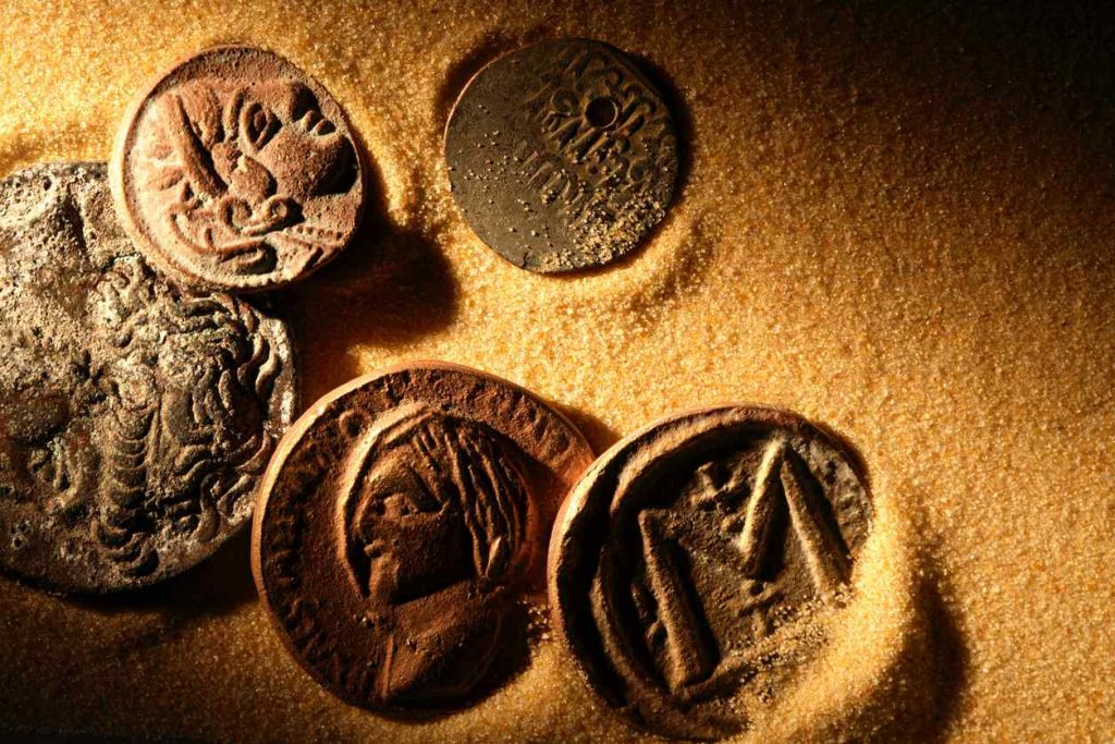 denarios romanos