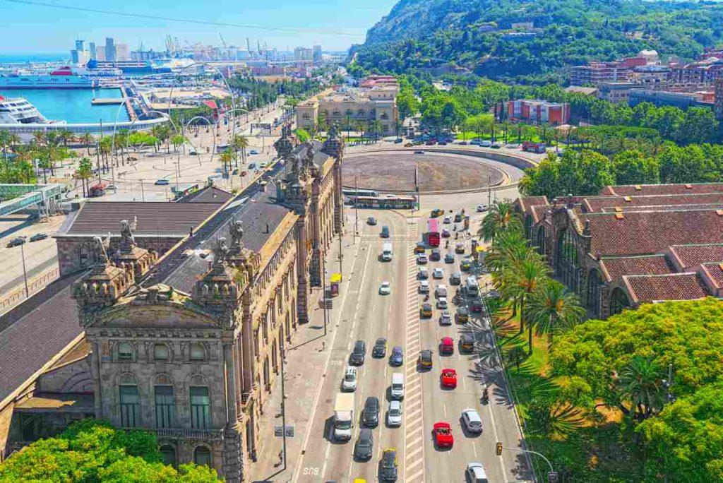 delegación de la agencia tributaria en Barcelona