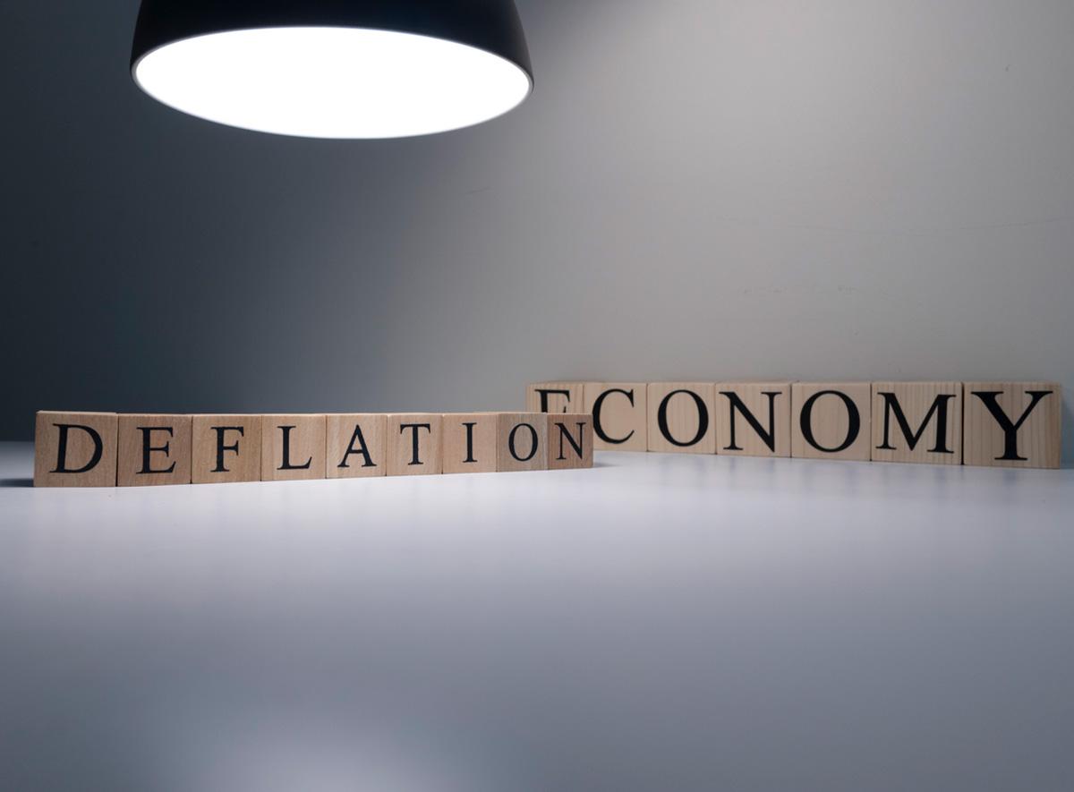 Defltaaio ja deflaation vaikutus lainan hintaan