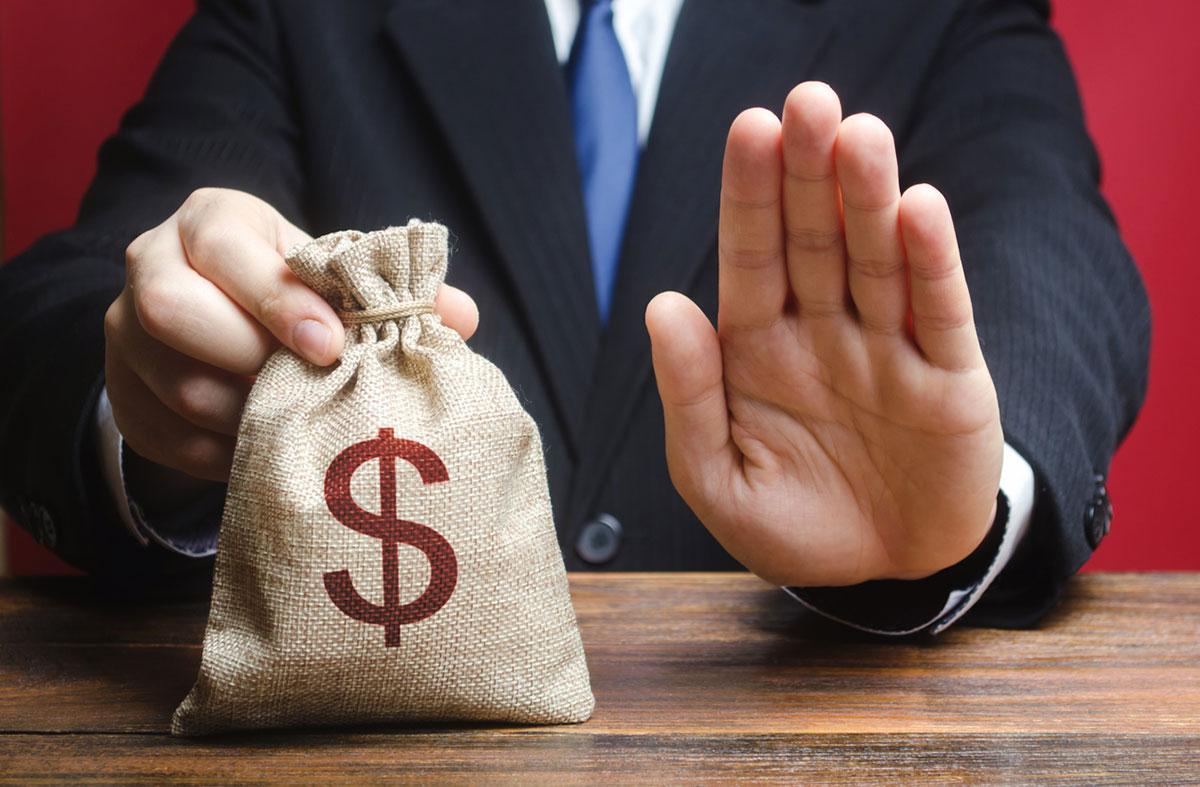 Kielteinen luottopäätös ei tarkoita ettekö voisi saada lainaa mistään