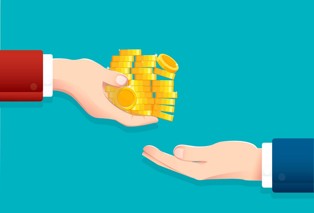 Lainan lyhentäminen eli lainanlyhennys