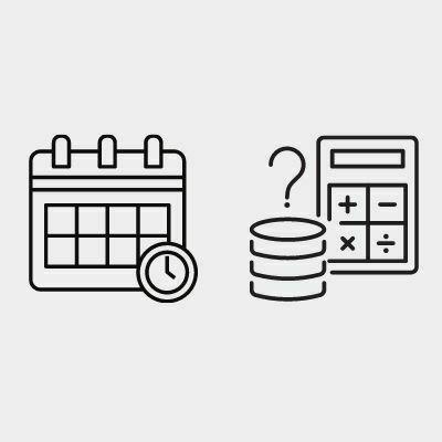 Lainalaskurin avulla voi selvittää lainan kuukaursierät, korot, muut kulut ja todellisen vuosikoron