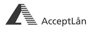 Acceptlån via Lendo logo