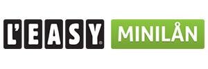 L'EASY Minilån logo