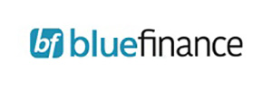 Blue Finance logo