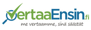VertaaEnsin.fi logo