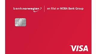 Bank Norwegian Kredittkort Erfaring