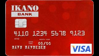 Ikano Visa Erfaring