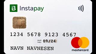 Instapay Mastercard logo