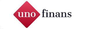Uno Finans logo