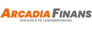 Arcadia Finans logo