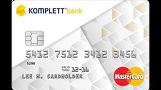 Komplett Bank Kreditkort logo