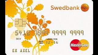 Swedbank Kreditkort logo