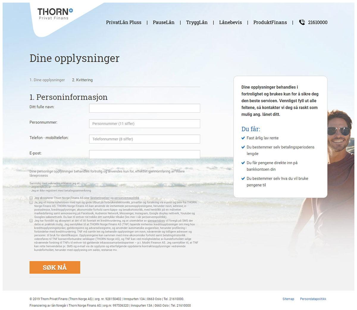 Thorn Finans