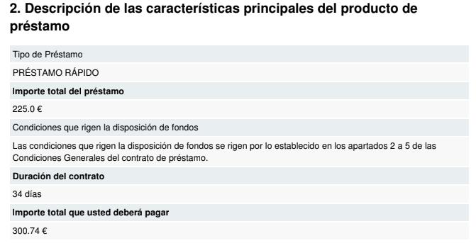 Características Quebueno