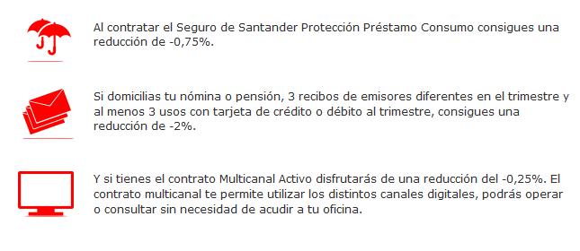 Opinión de Santander