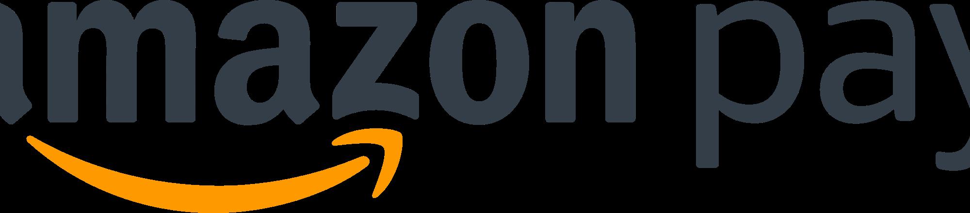 logo de amazon pay